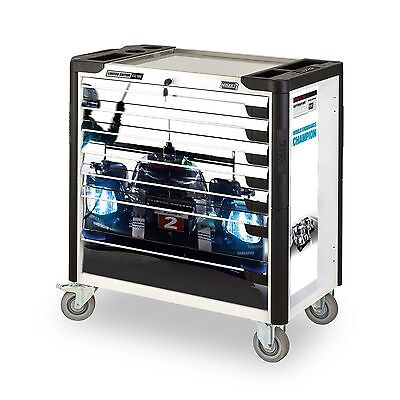HAZET PORSCHE Le Mans 2017 winner limited Assistent tool cart only 100 worldwide