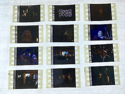 Hocus Pocus (1993) Movie 35mm Film Cells Film cell filmcell unmounted strip