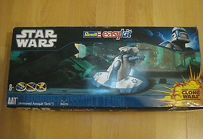 Revell easy kit star wars AAT clone wars ovp (06670)