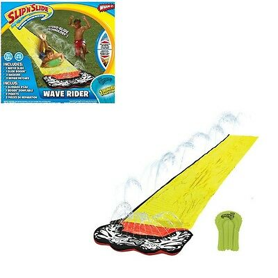 Slide Slip N Water Garden Fun Kids Summer Outdoor Activity Games Childrens Rider