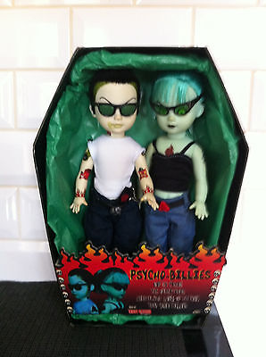 living dead dolls psycho billies