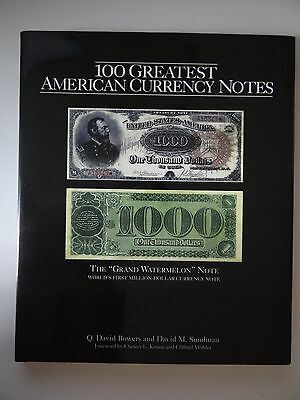 100 Greatest American Currency Notes Banknotes Katalog