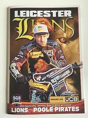 Leicester Lions V Poole Pirates