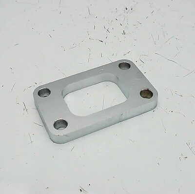 T3/t4 T04E 4 Bolt Flange Mild Steel Weldable To Create Turbo Exhaust Manifold
