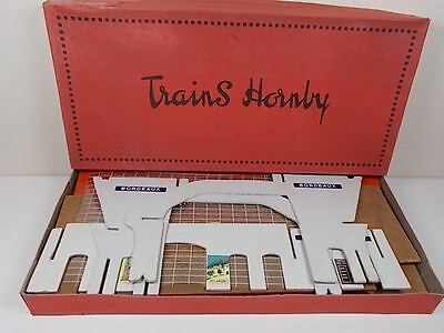 French Hornby O Gauge Station No. 21 Bordeaux (Boxed)