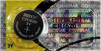 Maxell 1x CR1620 BR1620 CR 1620 3V Lithium Button Cell Battery Batteries - Offic