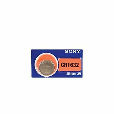 Sony CR1632 3 Volt Lithium Coin Cell Battery (1 Batteries)