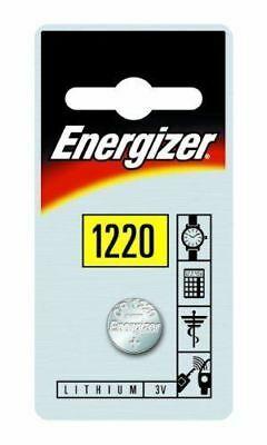 Energizer- Cr1220 3v Lithium Coin Cell Battery X1 by Energizer Batteries