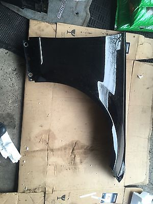 Passenger Side OEM Black Fender Mercedes W204 C250 C300 C350 C63