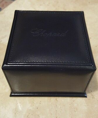 Écrin Boîte montre CHOPARD/Watch box CHOPARD /Scatola CHOPARD