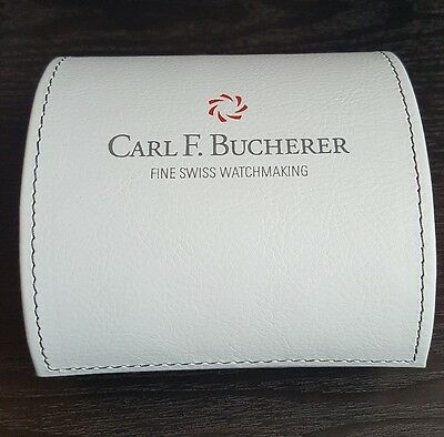 Écrin Boîte montre CARL F BUCHERER /Watch box CARL F BUCHERER