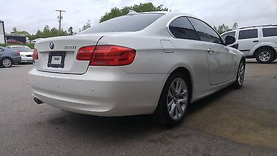 2012 BMW 3-Series 328IX 2012 BMW 328XI AWD E92 Coupe Easy fix Rebuildable Salvage Wrecked E90 E93 White
