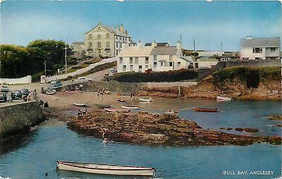 s08890 Bull Bay, Anglesey, Wales postcard unposted