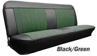 Fabulous 1967 1968 C10 Chevy Gmc Truck Houndstooth Bench Seat Cover Uwap Interior Chair Design Uwaporg