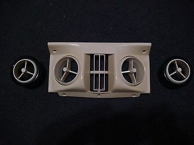 A/C vents for 1964 1965 1966 CHEVY pickup truck 64 65 66 CHEVROLET 60-66