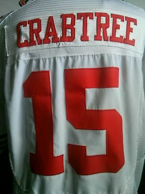 San francisco 49ers Nike Michael Crabtree Jersey NFL 3XL Raiders