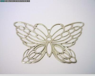 Sterling Silver Tiffany and Co. 1998 Butterfly Ornament. (B5679)