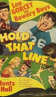 "The Bowery Boys ""Hold That Line"" Magnet"