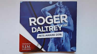 Roger Daltrey ***the Who *** C.b.e. - Double Cd / **unique&limited***