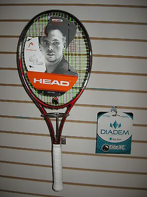Head Youtek Prestige MP 18 x 20 Tennis Racquet