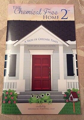 The Chemical Free Home 2, By Melissa Poepping, New Book