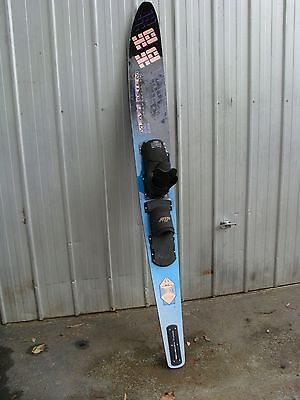 Ho Magnum Competition Slalom Water Ski, 71Inch, Can Deliver