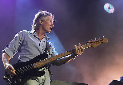 Roger Waters Pink Floyd Jamming 8X10 Photo