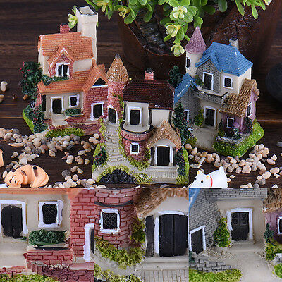 Fairy Mini House Miniature Garden Craft DIY Micro Landscape Home Decoration