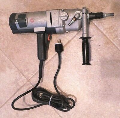 Cardi T1 PU EL-A1 Hand Held Core Drill DRIVER NICE SHAPE !! 120 V !! GREAT PRICE
