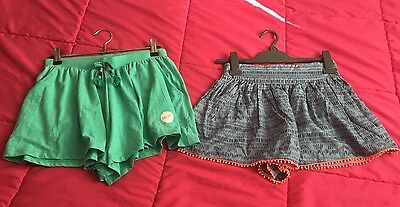 Brand New Girls Skorts Size 14 And 12