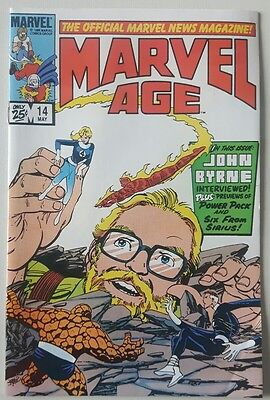 Marvel Age #14  VF/ NM   May 1984