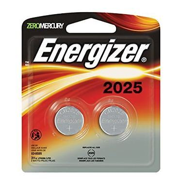 Energizer Watch/Electronics Battery 2025, 2-Count