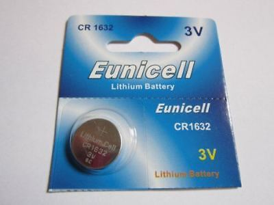 1 Pcs CR1632 CR 1632 - 3V Eunicell Lithium Button Cell Battery Batteries - BRAND