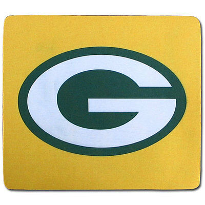 Green Bay Packers NFL Football Team Neoprene 7 X 8 Mouse Pad