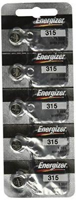 SR716SW/5 ENERGIZER (315) 1.55V Silver Oxide Watch Batteries (Pack of 5)