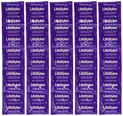 LifeStyles SNUGGER FIT Condoms - 25 condoms