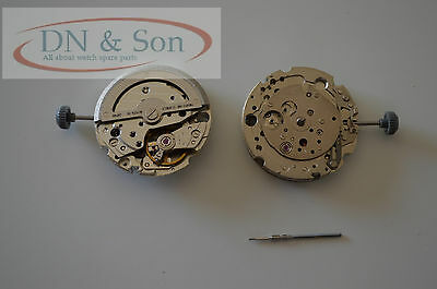 MIYOTA 8245 Mechanical Automatic Watch Movement with stem NEW