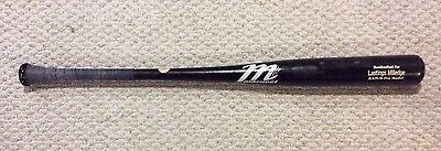 Lastings Milledge - Game Used Baseball Bat *uncracked* Great Shape!