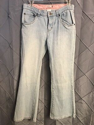 Levi's* 517 Stretch Flare Jeans Youth Girls Sz 14 1/2 Plus Kids