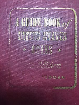 A Guide Book of United States Coins 5th Edition 1952-1953 R.S. Yeoman Red Book
