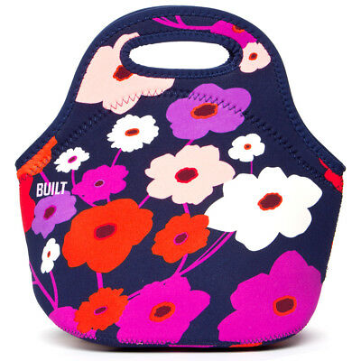 NEW Built NY Gourmet Getaway Lunch Tote Lush Flower