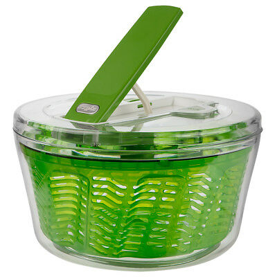 NEW Zyliss Swift Dry Large Salad Spinner