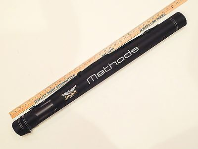 "Black Fenwick Methods Fly Rod Protective Case 32.5"" Tube - EXCELLENT CONDITION!"