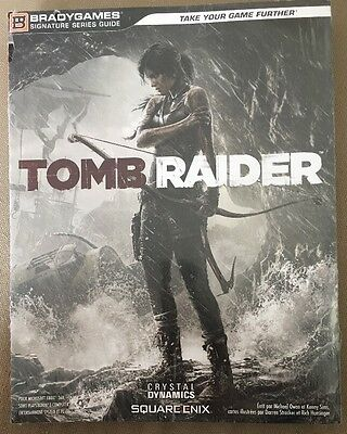 Guide Tomb Raider Neuf Sous Blister