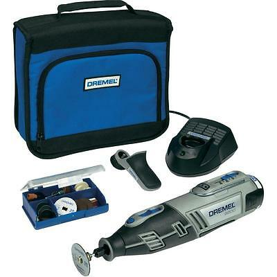 Dremel 8200 10.8V Cordless Rotary Tool plus 1 Attachment and 35 Accessories NEW