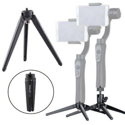 Aluminum Alloy Mini Light Table Top Stand Tripod Grip Stabilizer for Cameras