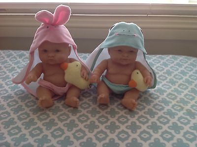 2 x BERENGUER DOLLS - A MUST SEE