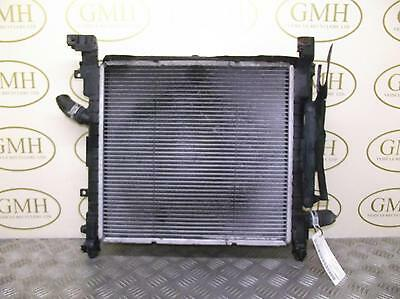 Ford Ka 1.3 Petrol Water Coolant/cooling Radiator With A/c 1S5H-8R054-Ba 96-09¬