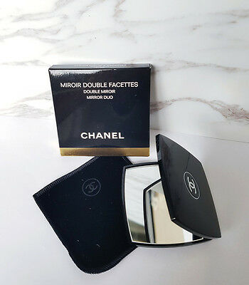 CHANEL Miroir Double Facettes Double Miroir Mirror Duo [100% BRAND NEW WITH BOX]