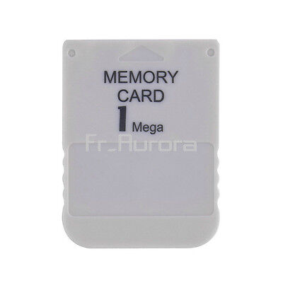 Memory Card Game Useful Practical Affordable For Playstation 1 One PS1 PSX